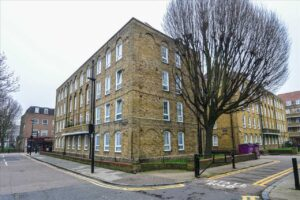 Jackman House, Watts Street, London